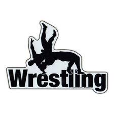 Magnetic Bumper Sticker - Wrestling - Magnet