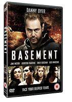 BASEMENT (2010) DVD film NEW/SEALED DANNY DYER Horror