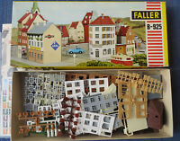 Faller AMS -- B-925 Wohnblock/Eckhaus, 60er Jahre Neu OVP Sammlerstück TOP