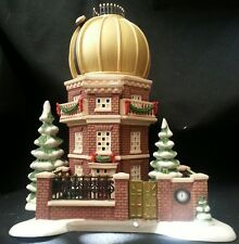 Dept, Department 56, The Old Royal Observatory,  Gold Dome, NiB 1,207/5,500