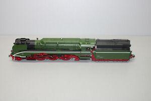 Roco 69201 Dampflok Baureihe 18 201 DR grün Wechselstrom Spur H0