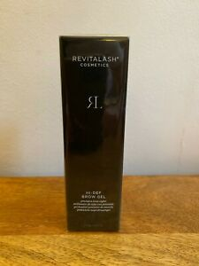 Genuine & Fresh~Revitalash Revitabrow Hi Def Brow Gel clear 7.4ml
