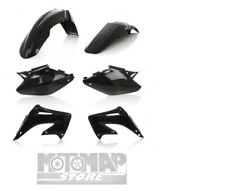Kit Plastiche Acerbis Honda CR 125 250 R 2002 2003 2004 2005 2006 2007 Nero