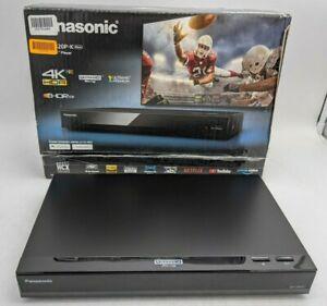 Panasonic DP-UB420-K 4K UHD Blu-ray Player -JCA0080