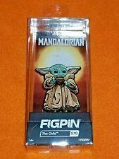 FiGpiN Disney Star Wars The Mandalorian The Child # 510 Brand New <<Super Cute>>