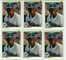 1990 Ken Griffey Jr. 2nd Year Card