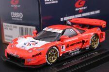 EBBRO 43693 1:43 SCALE 2005 ARTA AUTOBACS HONDA NSX SUPER GT 500 NO. 8 DIE CAST