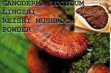 1 Oz / 30G Ganoderma Lucidum Lingzhi Reishi Mushroom Powder Herbal Supplement