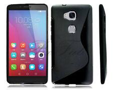 Étuis, housses et coques transparents Huawei GR5 pour téléphone mobile et assistant personnel (PDA) Huawei