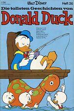 Die tollsten Geschichten von Donald Duck (Heft 26) Zustand 1-2