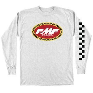 FMF Men's Pronto Long Sleeve Tee - FA9119901-GRH-XXL