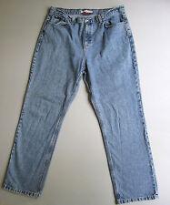 "Vintage 90s Tommy Hilfiger Classic Jeans Straight Leg Blue 16 Denim 26"""