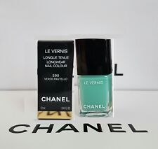 CHANEL Le Vernis Longwear Nail Colour 590 Verde PASTELLO 13ml 2018