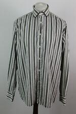 RALPH LAUREN Striped Shirt size 17
