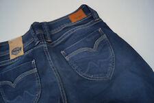 PEPE JEANS Banji Damen Hose stretch knack po 29/28 W29 L28 stonewashed blau #10