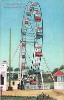 Brooklyn NY Ferris Wheel Coney Island Steeplechase Park Amusement Park ~ NY City