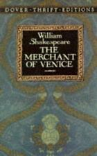 NEW - The Merchant of Venice (Dover Thrift Editions)