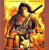 Last of the Mohicans von Trevor Jones, Randy Edelman | CD | Zustand gut