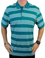 Lacoste Men's Premium Sport Athletic Cotton Polo Shirt T-Shirt Green size 2XL
