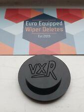 VXR Wiper Delete Bung Gloss Black Acrylic Mk5 Mkv Astra H Vauxhall Opel Dewiper