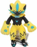 10 In. Zeraora Plush Toy Stuffed Animal Figure Doll Movie Character Toys