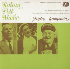 Various Artists - Italian Folk 5: Naples / Various [New CD]