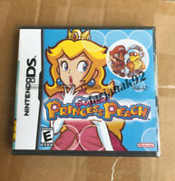 Super Princess Peach Nintendo DS Brand New Sealed US SELLER