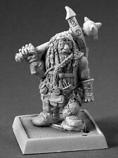 CHEITON HERO NAIN - PATHFINDER REAPER miniature rpg jdr d&d dwarf metal 60122