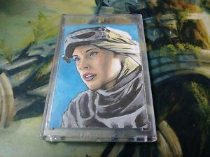 Star Wars Sketch Card *Hand Drawn*