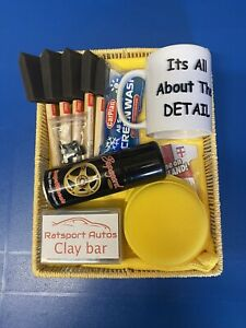 Car Detailing Kit Christmas Gift
