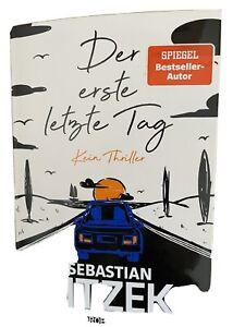 Buch: Der erste letzte Tag von Sebastian Fitzek- nur 1 mal gelesen!