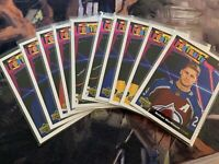 2020-21 Upper Deck Series 1 Hockey UD Portraits - choose your card - mint