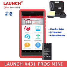 LAUNCH X431 Pros Mini Auto OBD2 Diagnostic Tool WiFi/Bluetooth Full System Scan
