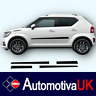 Suzuki Ignis Mk2  Rubbing Strips | Door Protectors | Side Protection Body Kit