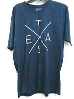 New Bucklex Tumbleweed Texstyes Mens City Logo Casual Tee T-Shirt Size XL