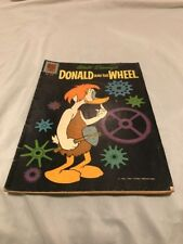Donald Duck 1961 Dell Comic Book