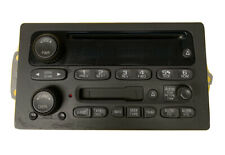 03 04 05 Chevrolet Tahoe GMC Yukon Radio CD Cassette Player 10356164 USED OEM