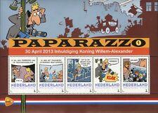Persoonlijk Velletje van 5 PZ; Paparazzo Serie 2013 nr 1 t/m 9 , PF