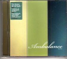 (DG889) Ambulance Ltd, Album - 2004 CD