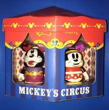 Disney Vinylmation Mickeys Circus Minnie And Goofy Set LE 750