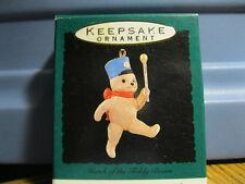 1993 Hallmark Miniature Mini March Of The Teddy Bears - #1 In The Series