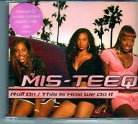 (DM994) Mis-Teeq, Roll On / This Is How We Do It - 2002 CD