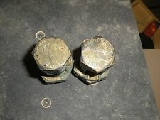 (Lot of 2) PENN-UNION S-3/0 Split Bolts