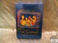 The Simpsons Complete Season 4 DVD 4 Disc Set