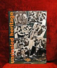 Rotosound Promo Poster<<>>jimi Hendrix<>Pink Floyd