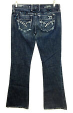 Joes Jeans Vintage Series 1971 STV Thick Stitch Distressed Womens 28 (32 x 34.5)