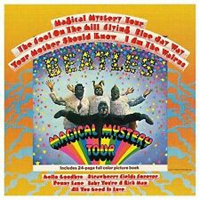 THE BEATLES - MAGICAL MYSTERY TOUR NEW CD