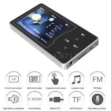 RUIZU 8GB Sport MP3/4 Audio Verlustfreie Musik Player Recorder FM Radio TF O1C4