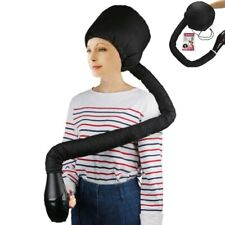 Hair Dryer Salon Hat Attachment Soft Cap Blow Portable Drying Hood Bonnet
