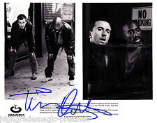 """TIM ROTH 8X10 AUTOGRAPHED SIGNED PUBLICITY PRESS  PHOTO  """"GRIDLOCKED"""""""